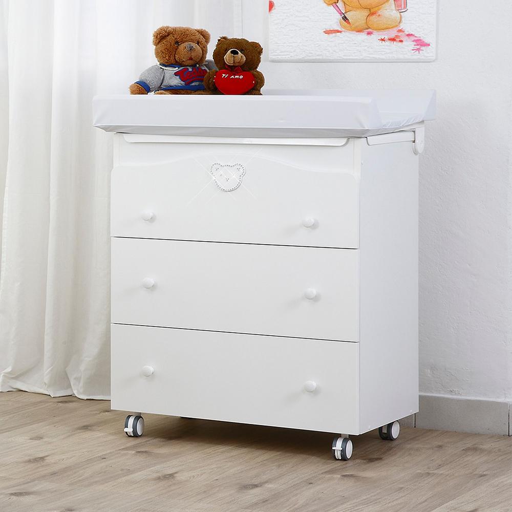 image Mio Faccetta Baby Bath Dresser