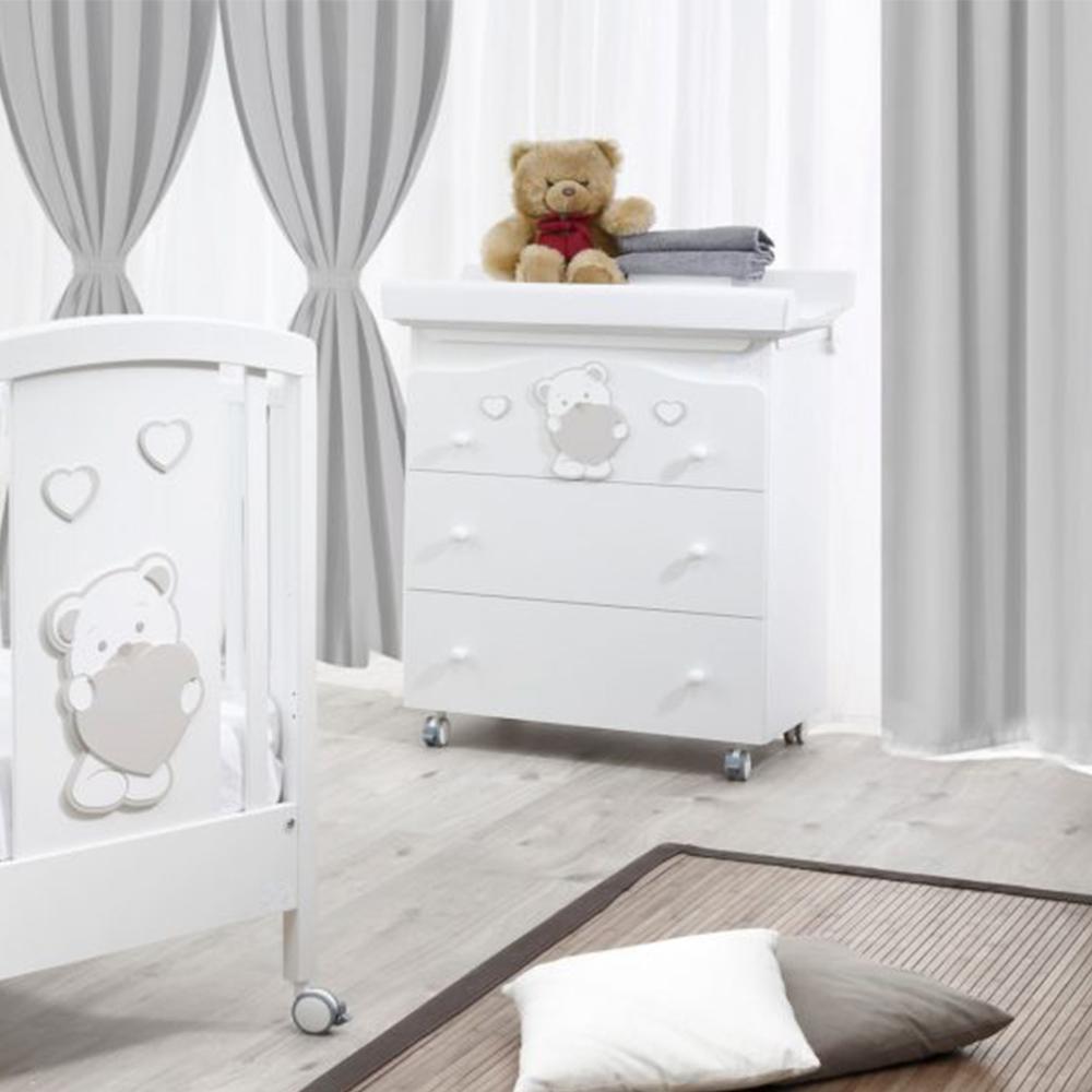 image Abbraccio Baby Bath Dresser