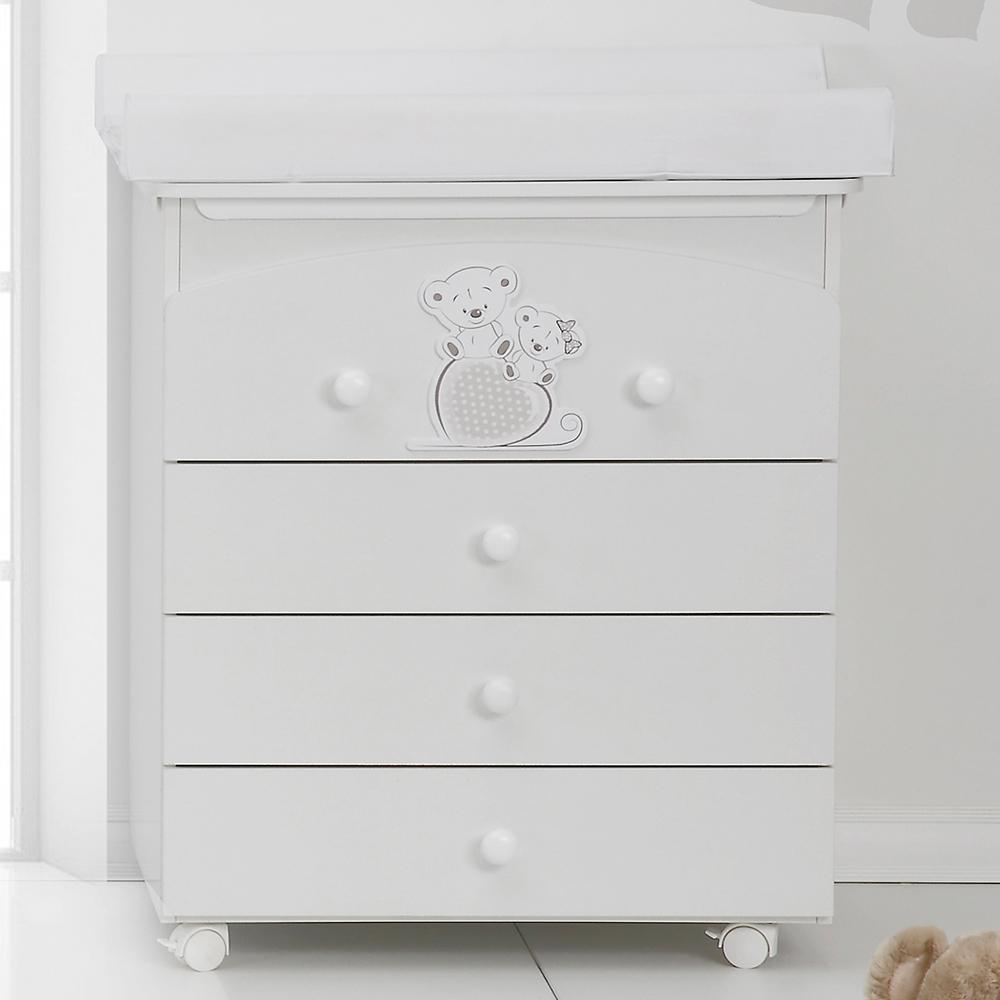 image Adamo Baby Bath Dresser