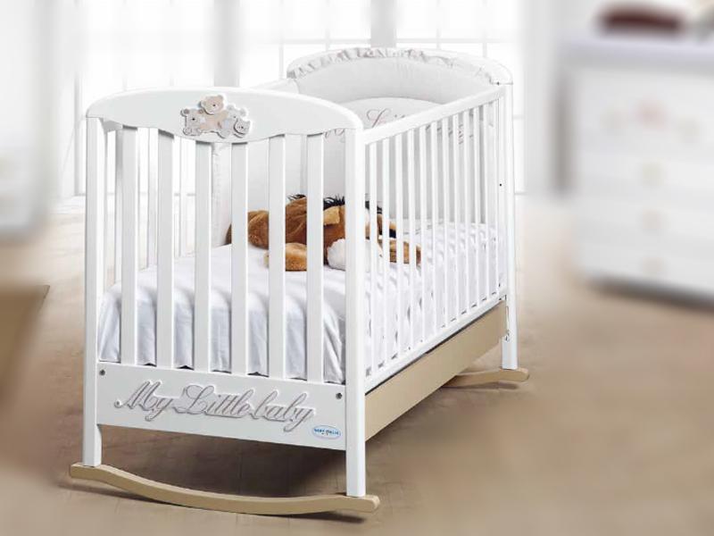 image My Little Baby Κρεβάτι