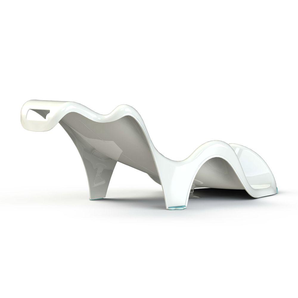 image Babylon Μειωτής Ασφαλείας Για Μπανιέρες Premium White Bunny