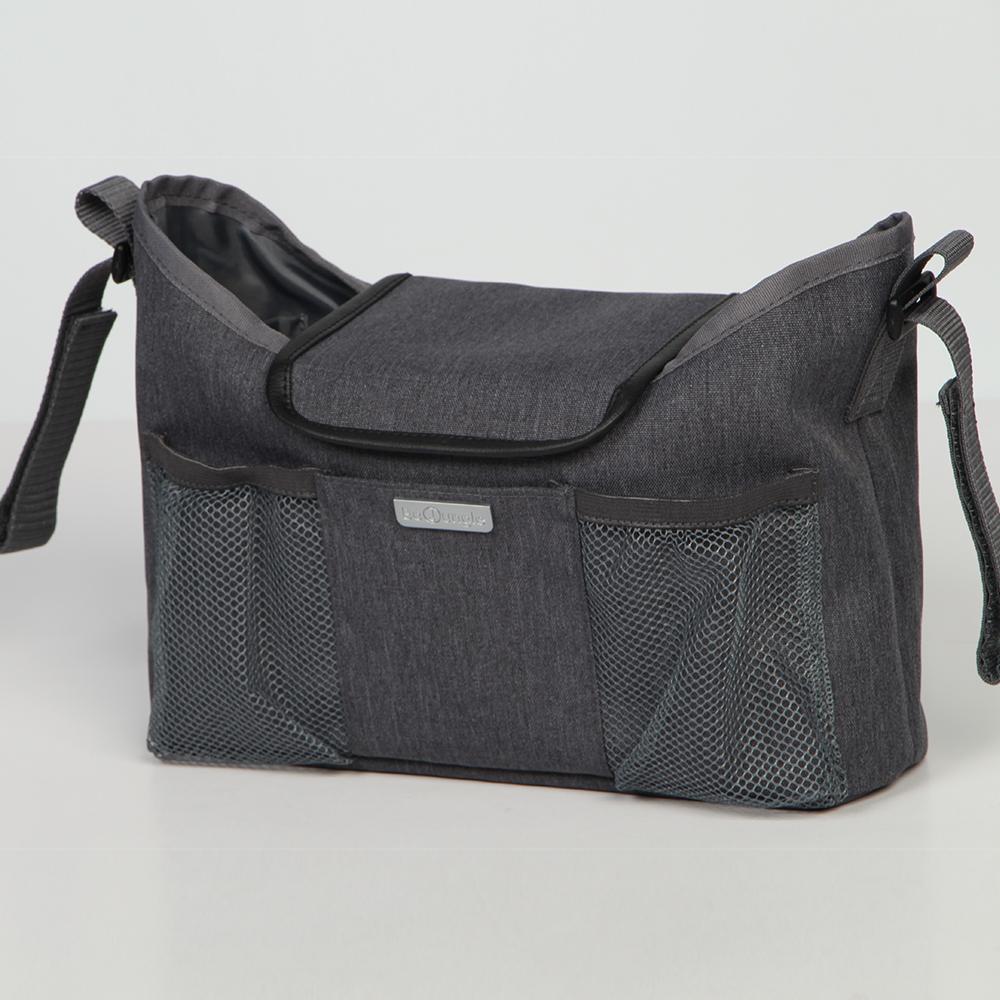 image B-Stroller Organiser Dark Grey
