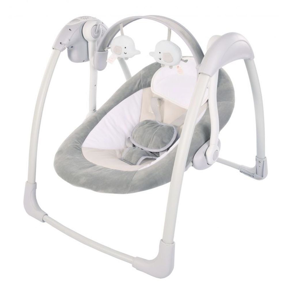 image B-Portable Swing Dolphy Grey