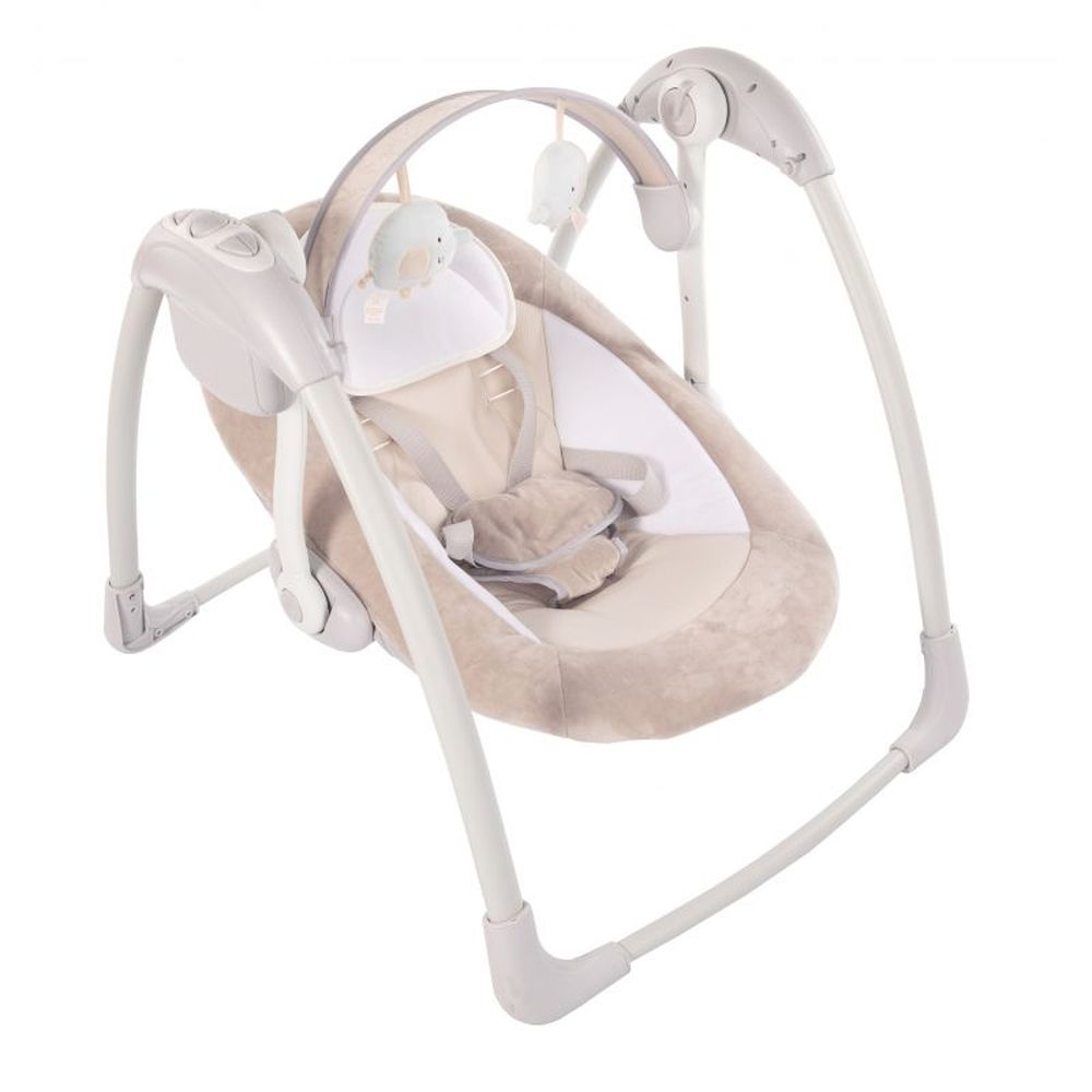 image B-Portable Swing Dolphy Taupe