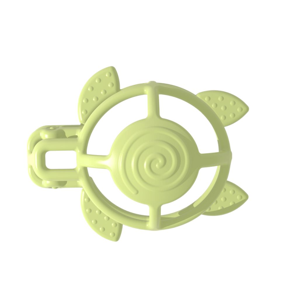image B-Turtle Silicone Green