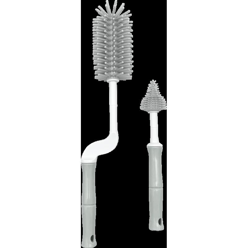 image B-Bottle Brush Set Grey