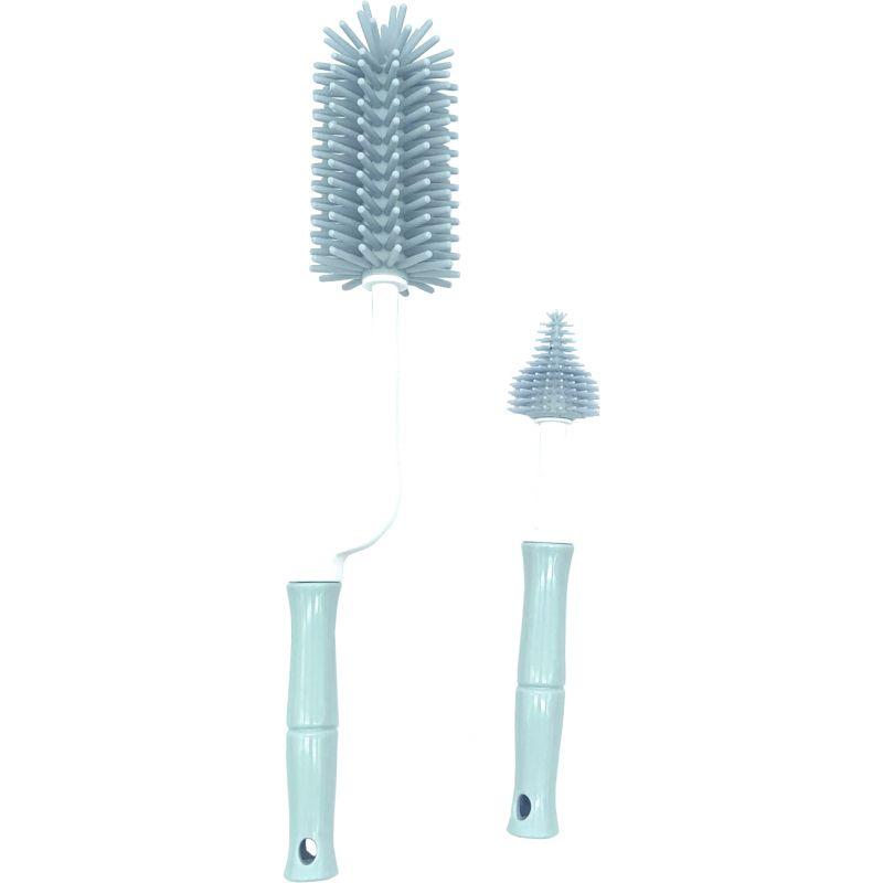 image B-Bottle Brush Set Blue
