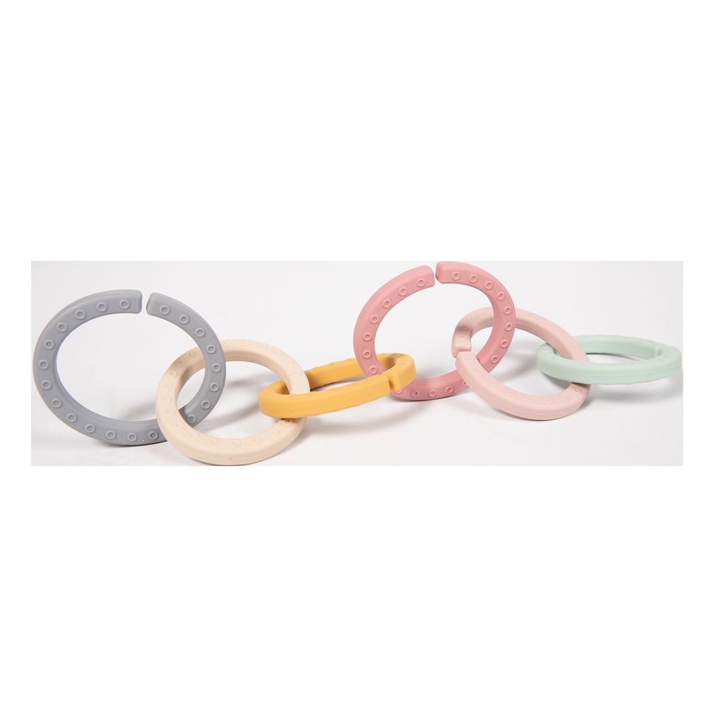 image B-Silicone rings (6 pcs)