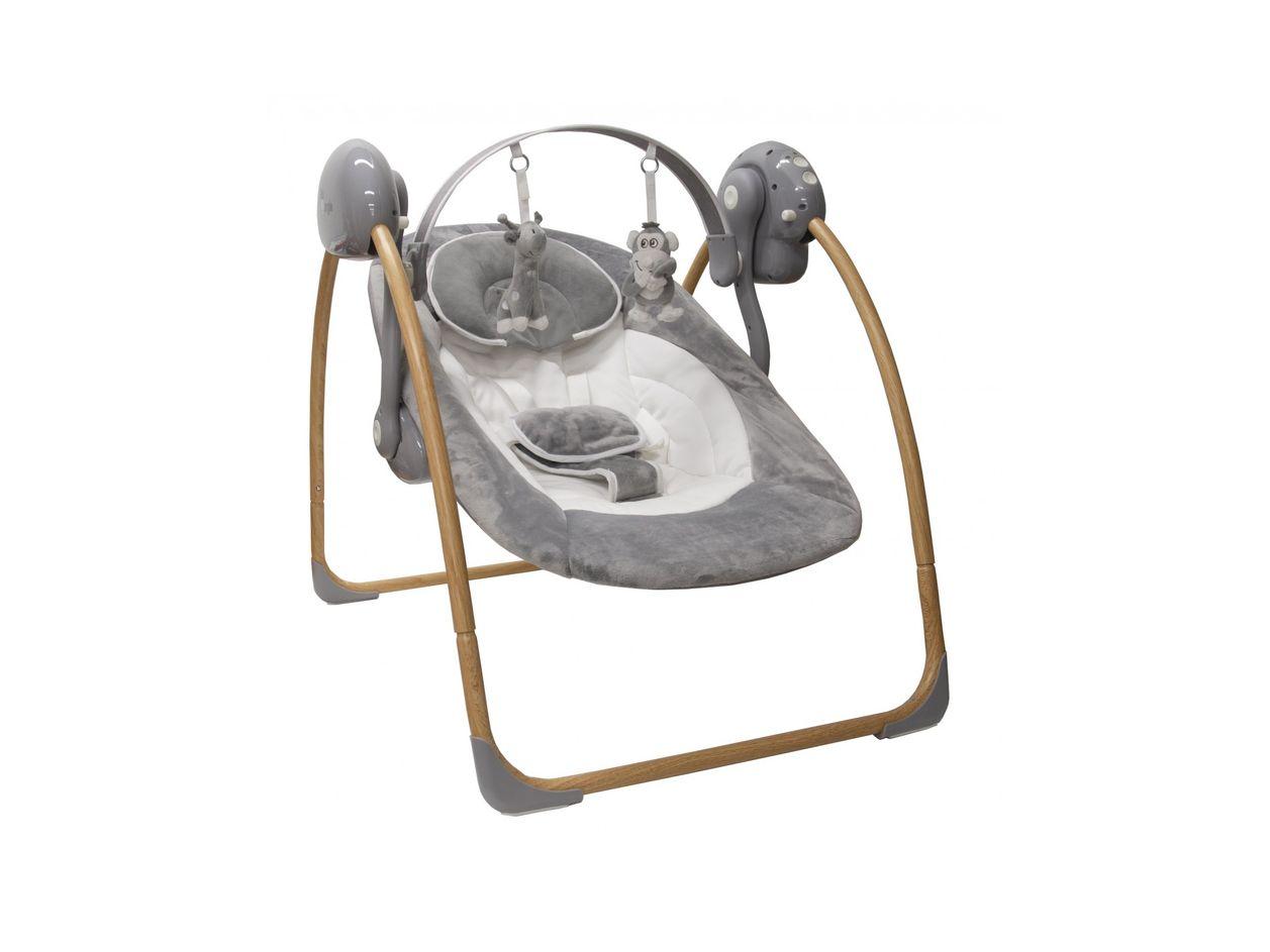 image Portable Swing - Ξύλινο Ριλάξ Κούνια