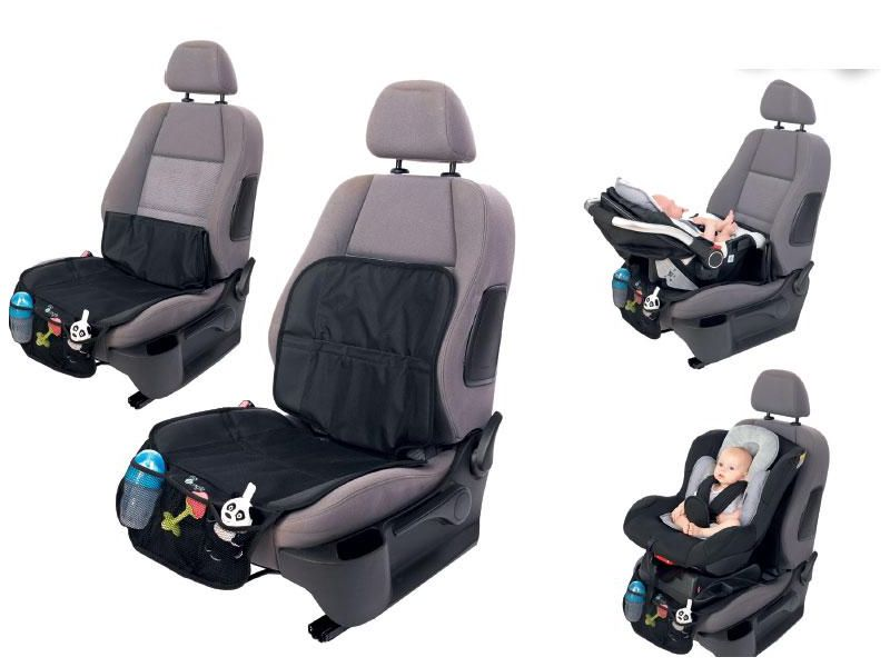 image CAR SEAT PROTECTION ΚΑΛΥΜΜΑ ΠΡΟΣΤΑΣΙΑΣ ΚΑΘΙΣΜΑΤΟΣ ΜΕ ΘΗΚΕΣ