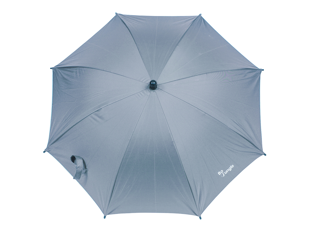 image UMBRELLA UNIVERSAL FIT ΟΜΠΡΕΛΑ GREY