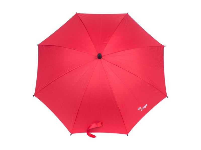 image UMBRELLA UNIVERSAL FIT ΟΜΠΡΕΛΑ RED