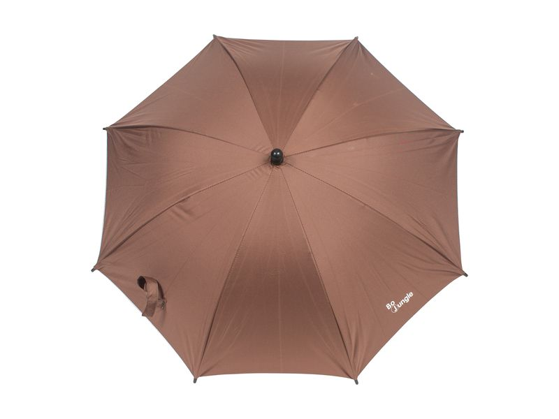 image UMBRELLA UNIVERSAL FIT ΟΜΠΡΕΛΑ TAUPE