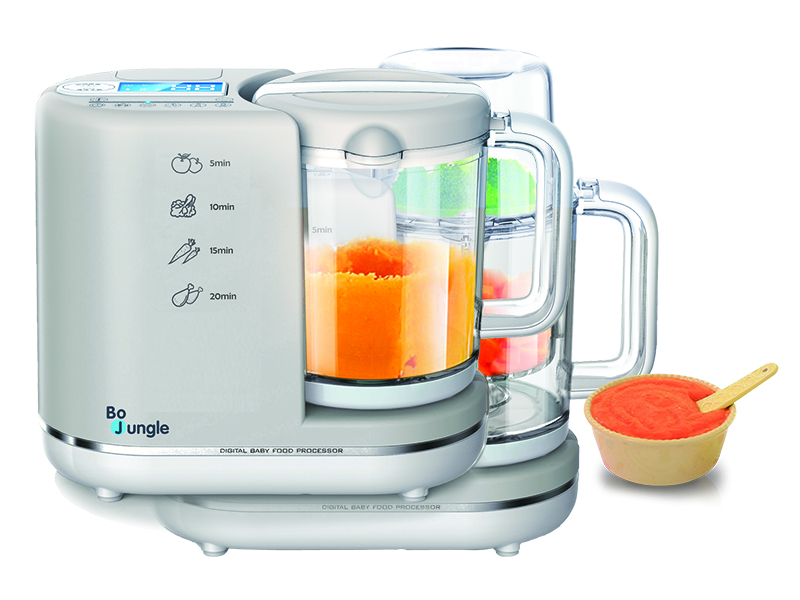 image Digital Baby Food Processor 6 in 1
