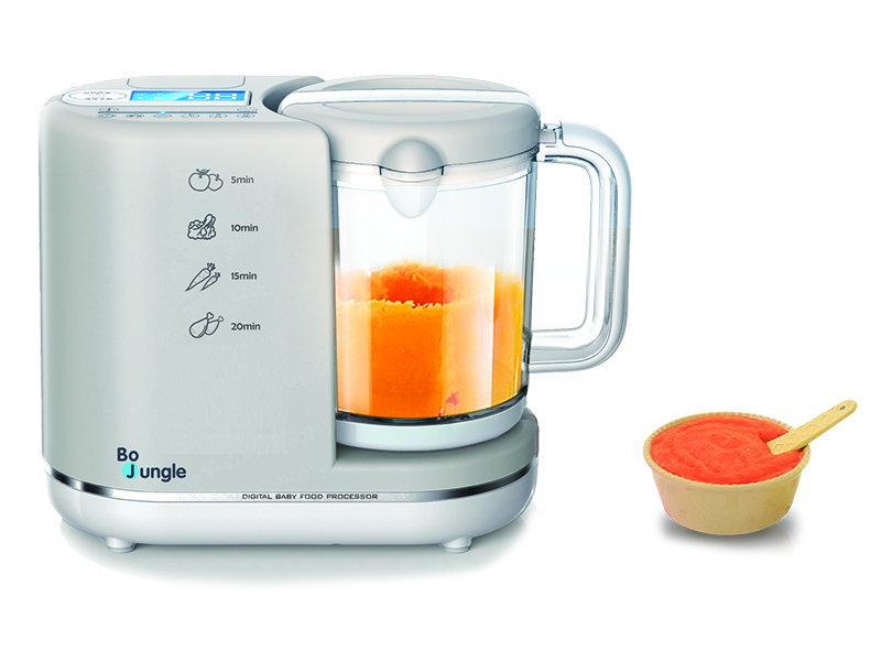 image - Digital Baby Food Processor 6 in 1