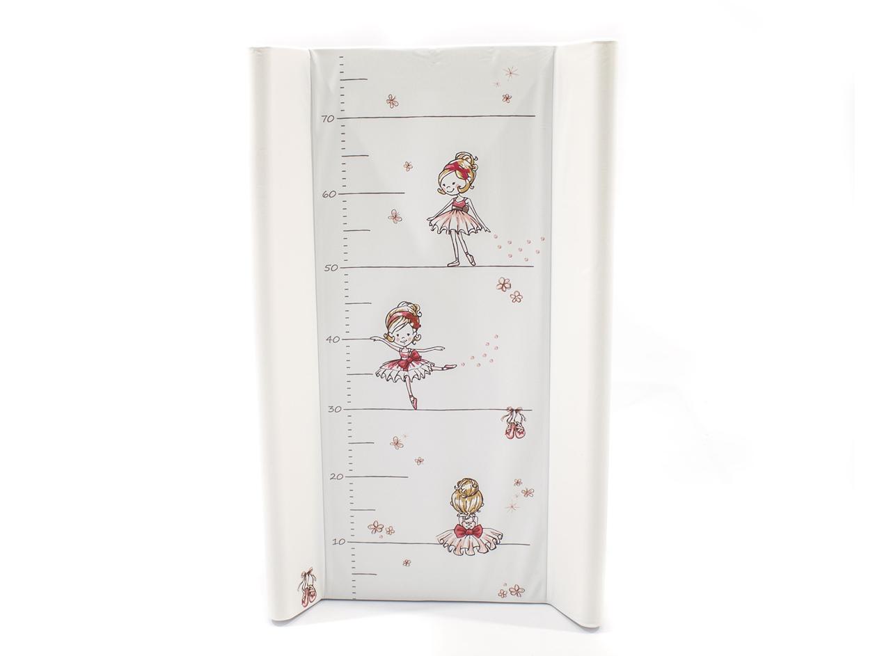 image Σκληρή Αλλαξιέρα Long 50cm x 80cm Prima Ballerina White
