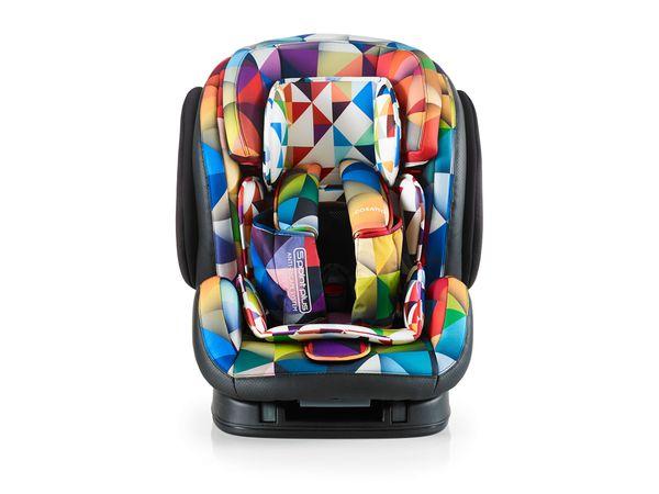 image Hug Group 123 Isofix Spectroluxe - Κάθισμα Αυτοκινήτου Ασφαλείας