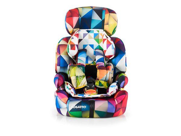 image Zoomi Group 123 Spectroluxe - Κάθισμα Αυτοκινήτου Ασφαλείας