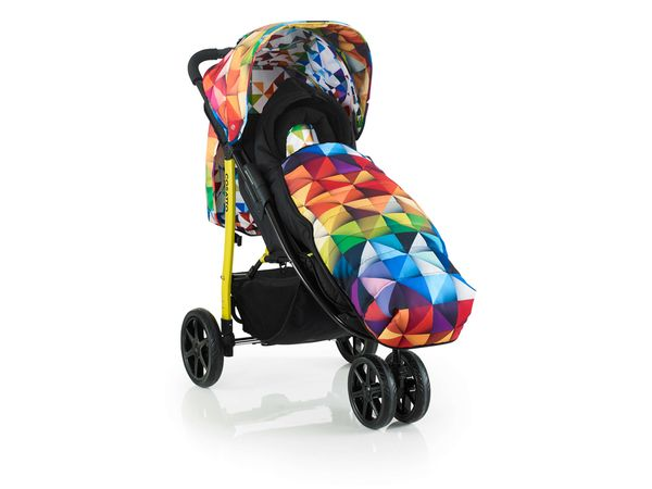 image Busy Stroller Spectroluxe - Τρίτροχο Καρότσι