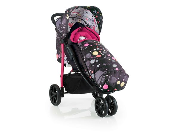 image Busy Stroller Seattle- Τρίτροχο Καρότσι