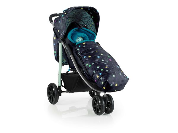 image Busy Stroller Electro- Τρίτροχο Καρότσι