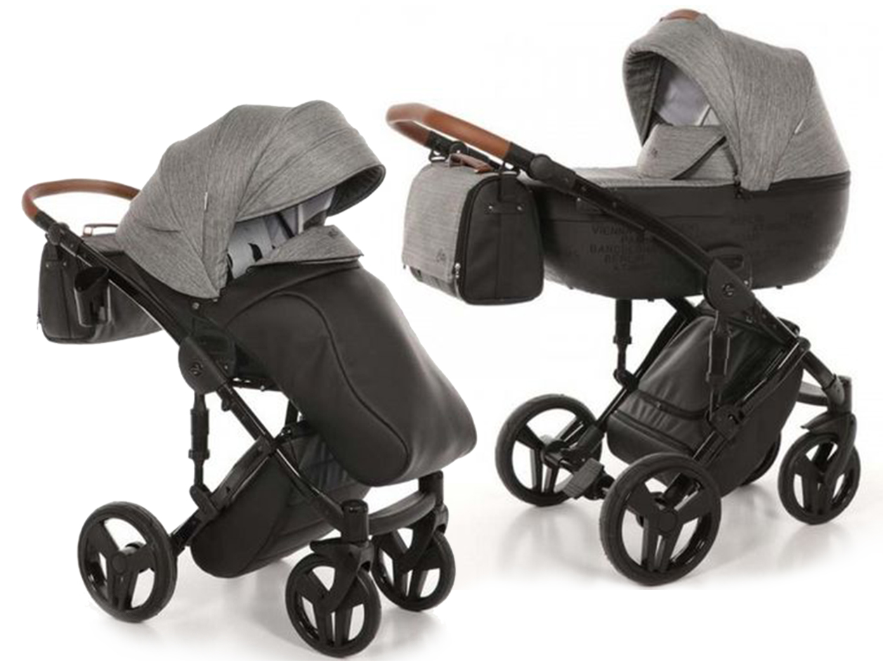 image JUNAMA MULTI-STROLLER 2 IN 1 City 01