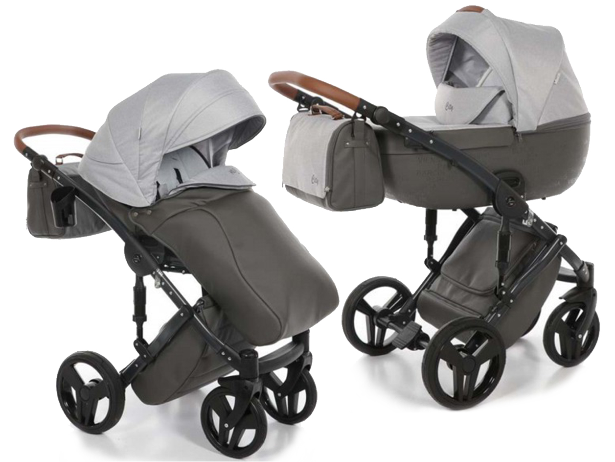 image JUNAMA MULTI-STROLLER 2 IN 1 City 02