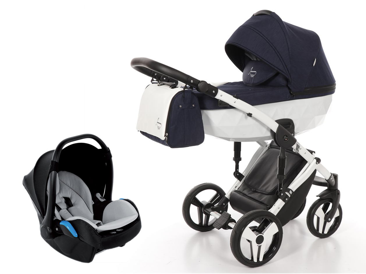 image JUNAMA MULTI-STROLLER 3 IN 1 DIAMOND 01