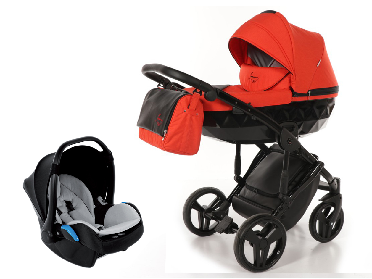 image JUNAMA MULTI-STROLLER 3 IN 1 DIAMOND 03