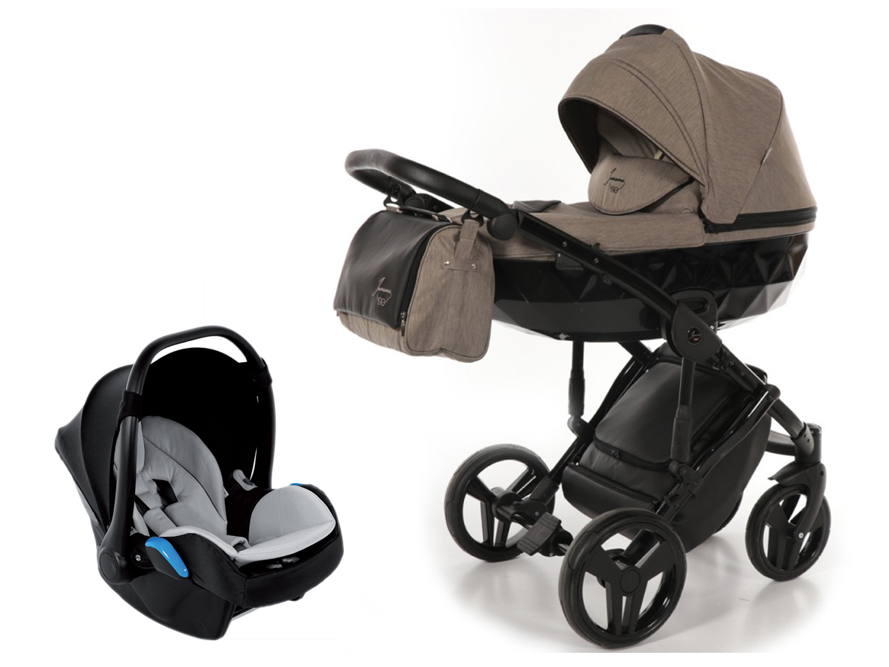 image JUNAMA MULTI-STROLLER 3 IN 1 DIAMOND 04
