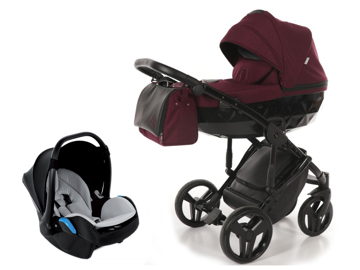 image JUNAMA MULTI-STROLLER 3 IN 1 DIAMOND 06