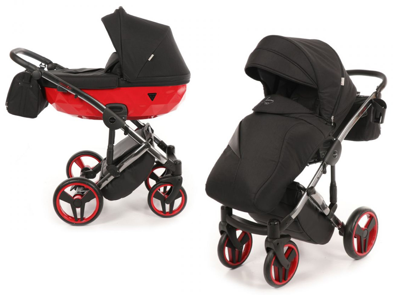 image JUNAMA MULTI-STROLLER 2 IN 1 DIAMOND S 01