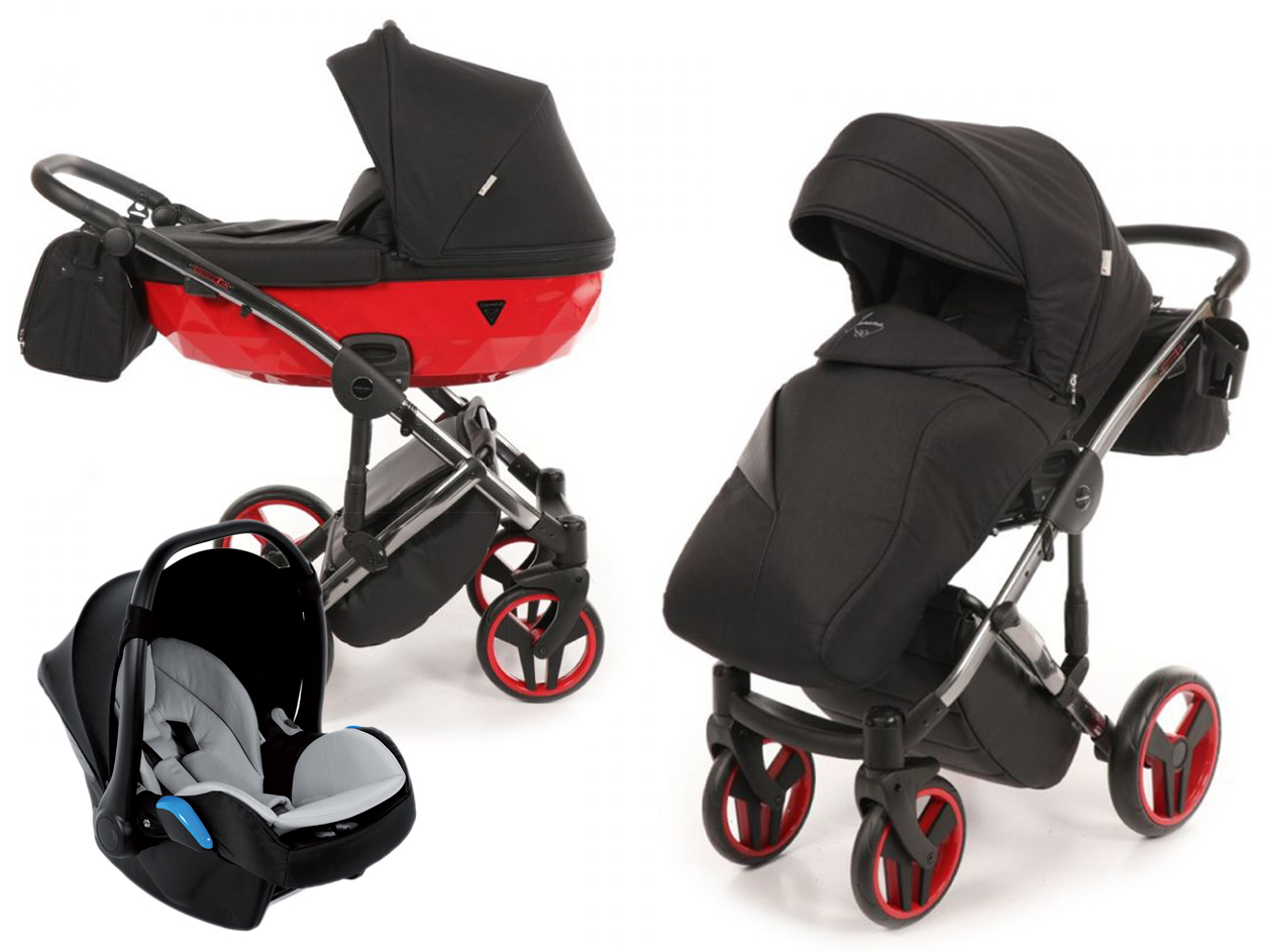 image JUNAMA MULTISTROLLER 3 IN 1 DIAMOND S 01