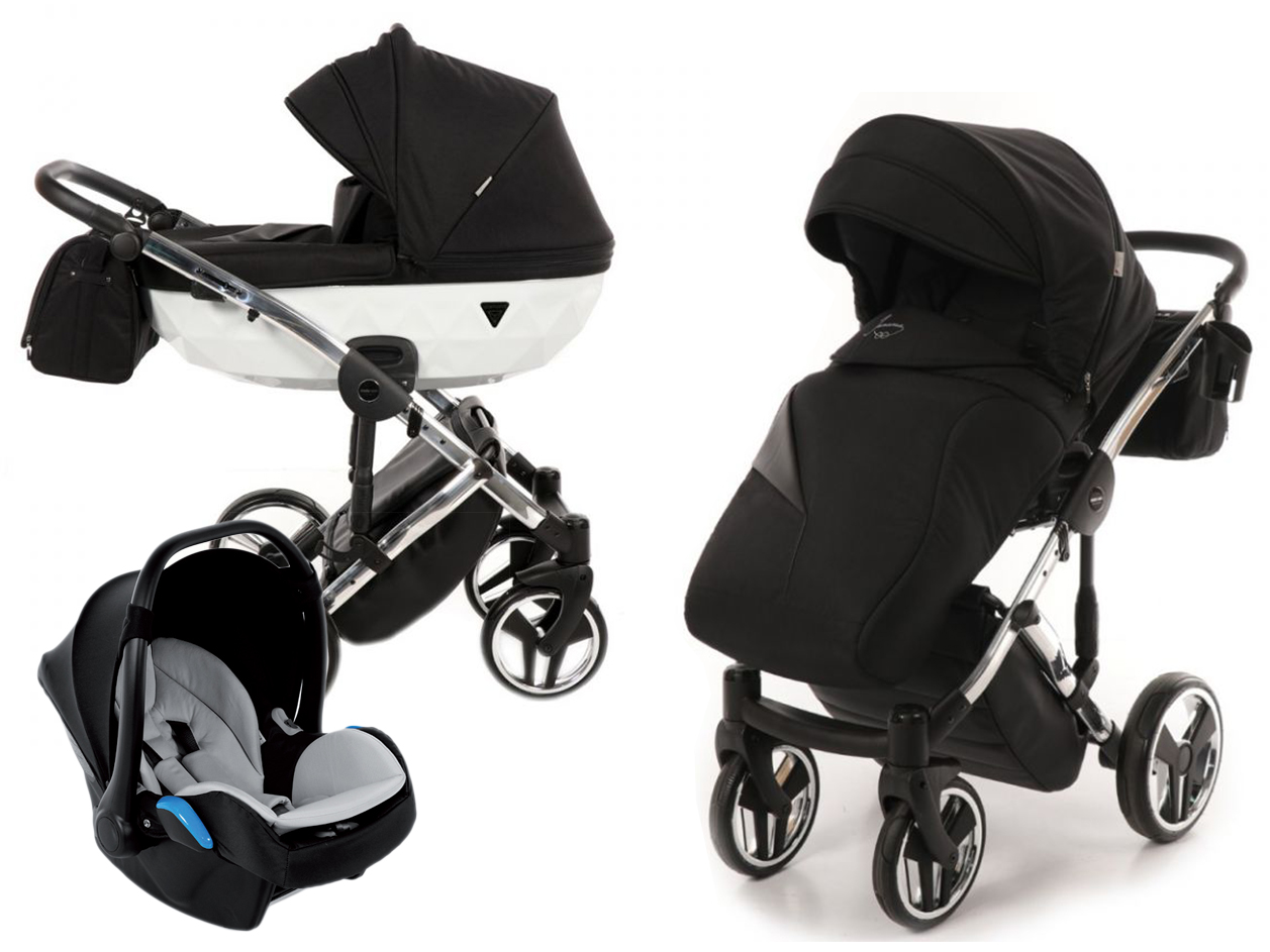 image JUNAMA MULTISTROLLER 3 IN 1 DIAMOND S 04