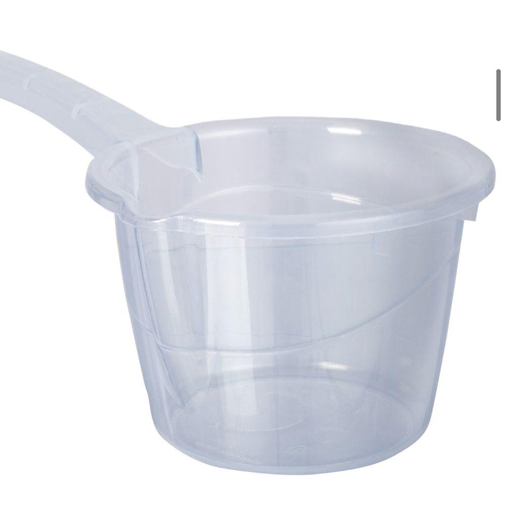 image Just Baby Βοηθητικό Κύπελλο Μπάνιου Λευκό