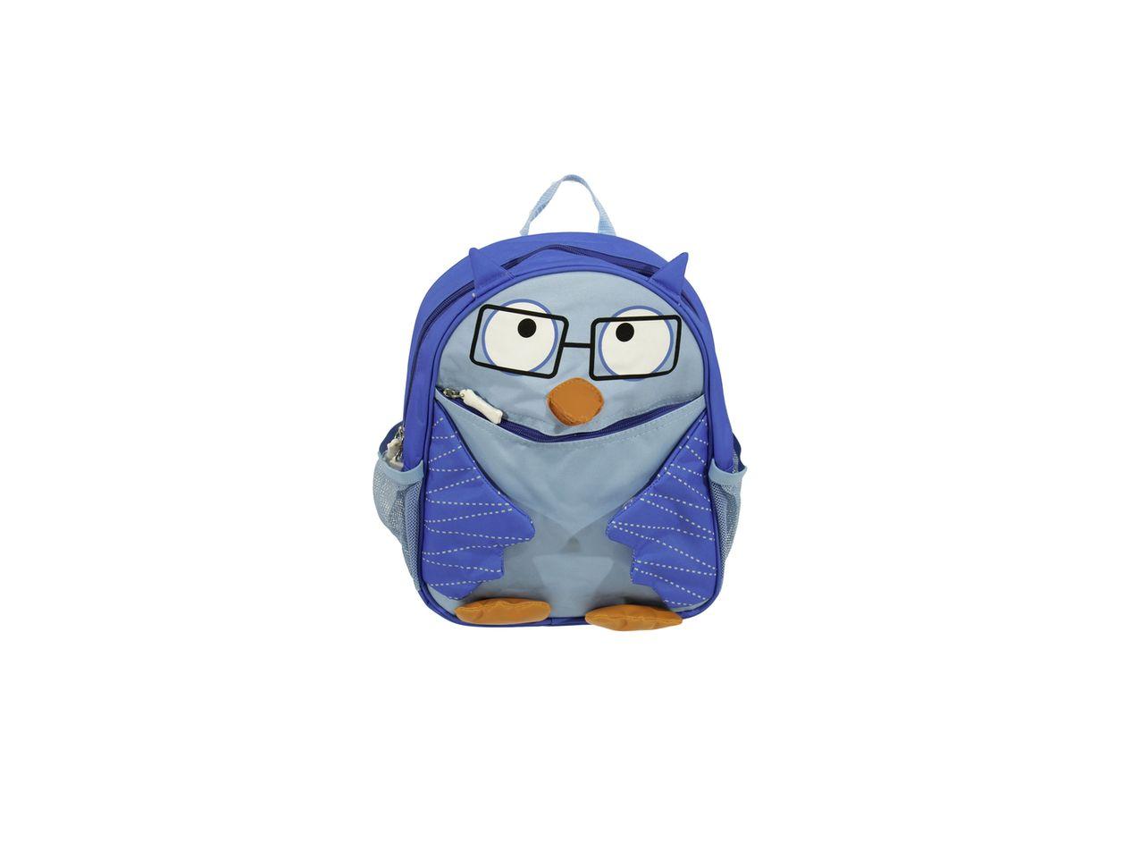 image Σακκίδιο Παιδικό Owl Μπλε