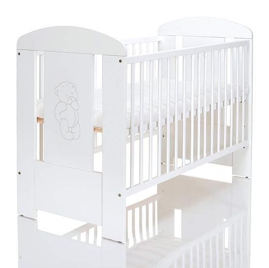 image Just Baby Κρεβάτι με Συρτάρι Lucky White