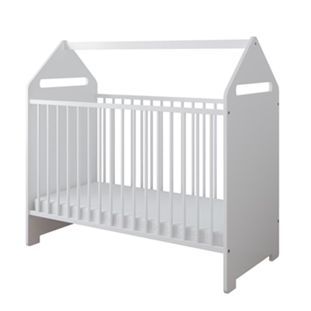 image Just Baby Κρεβάτι Spitaki White