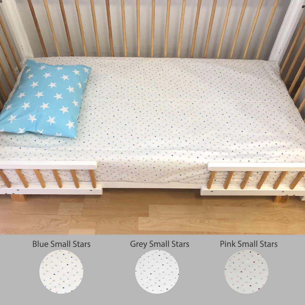 image Just Baby Σεντόνι 1.60X1.20cm με μαξιλαροθήκη