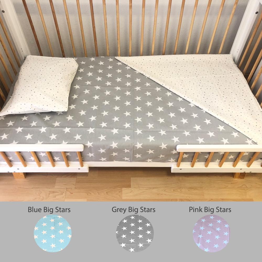image Just Baby ΣΕΤ 2 Σεντόνια 1.60X1.20cm