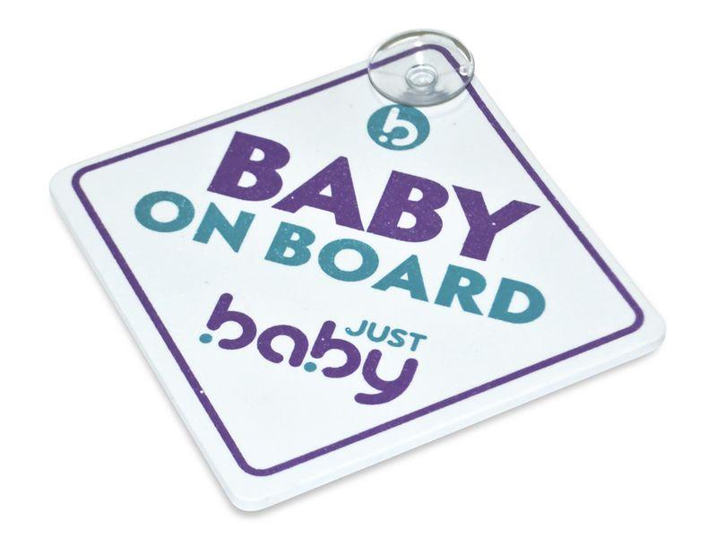 image BABY ON BOARD ΠΡΟΕΙΔΟΠΟΙΗΤΙΚΟ ΣΗΜΑ ΑΥΤ/ΤΟΥ