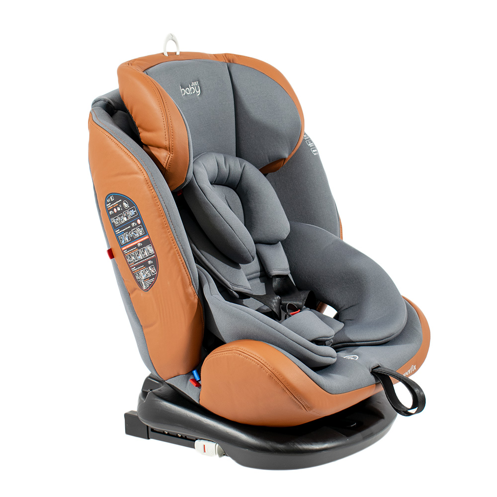 image Just Baby Super Fix Καθισμα Ασφαλειας Αυτοκινήτου Group 0+,1,2,3 0-36kg