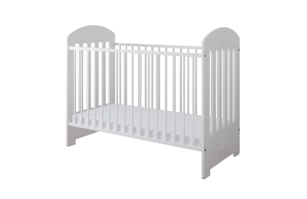 image Just Baby Κρεβάτι Amore Λευκό