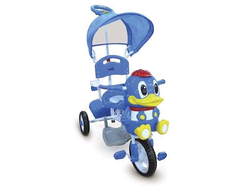image Duck Τρίκυκλο Μπλε