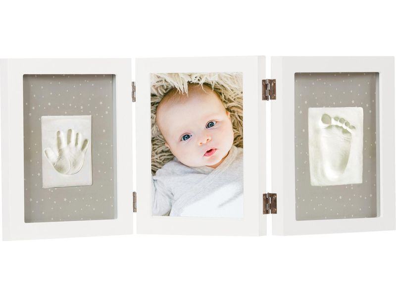 Επιλογή - Dooky HappyHands Baby Print Triple Frame Kit
