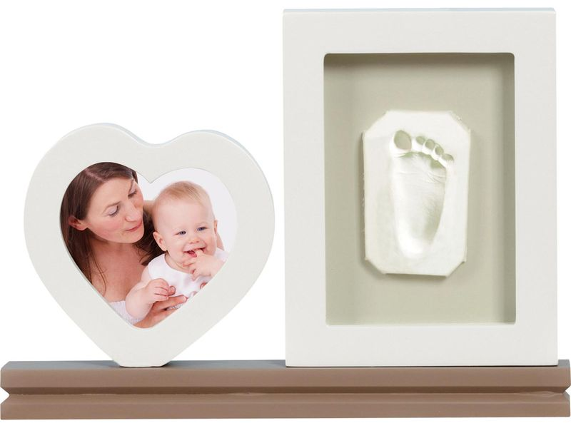 image - Dooky HappyHands Desktop Heart Print Frame Kit
