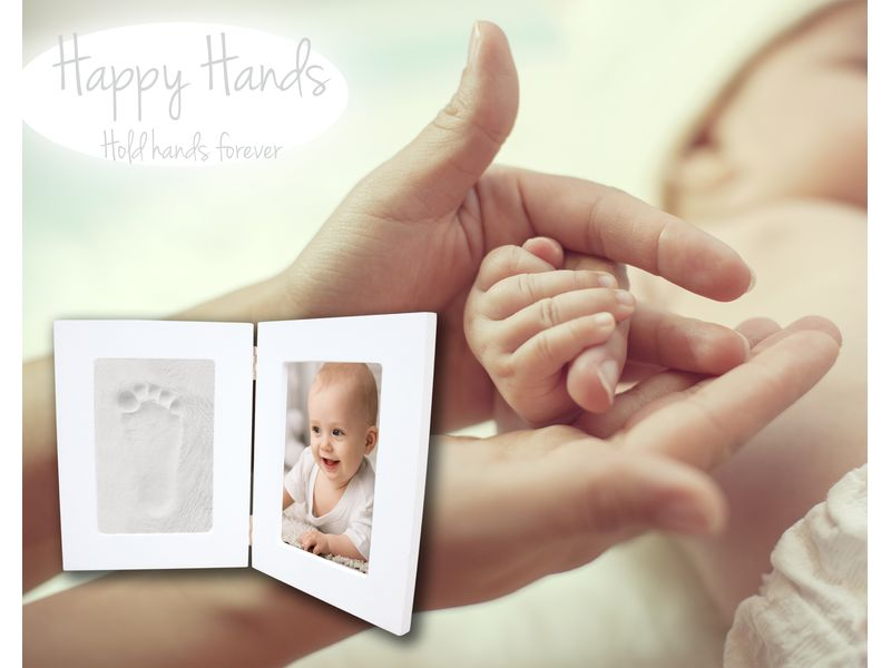 image HAPPY HANDS DOUBLE FRAME