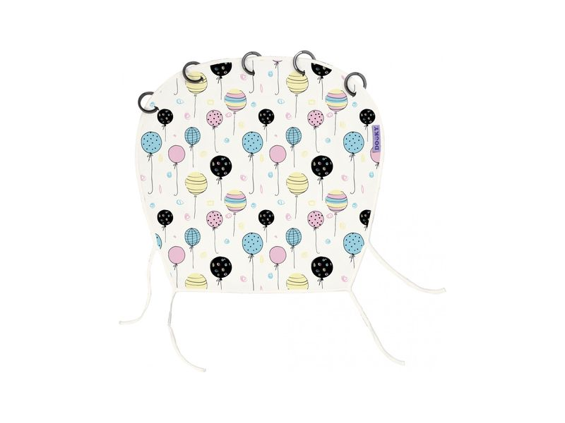 image - Dooky Original Ύφασμα - Σκίαστρο Magic Balloons